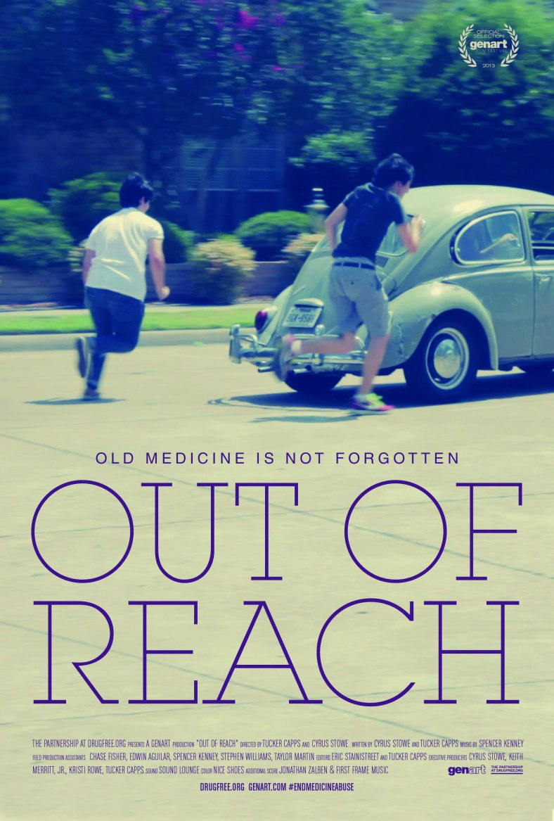 Out of Reach Poster